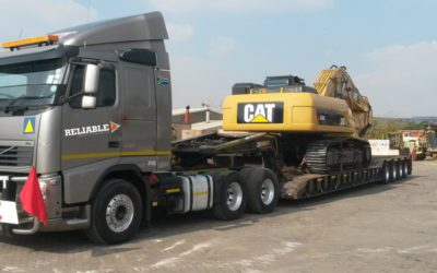 5 Earthmoving Machines for Botswana